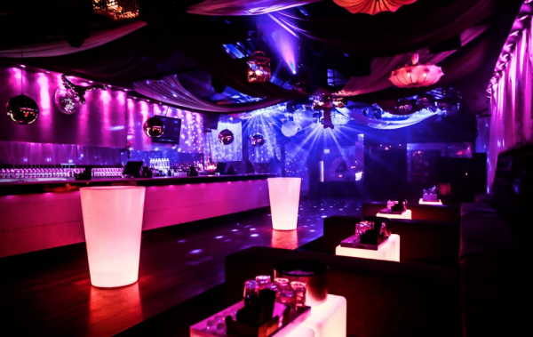 Fabrique Nightclub Venue Hire