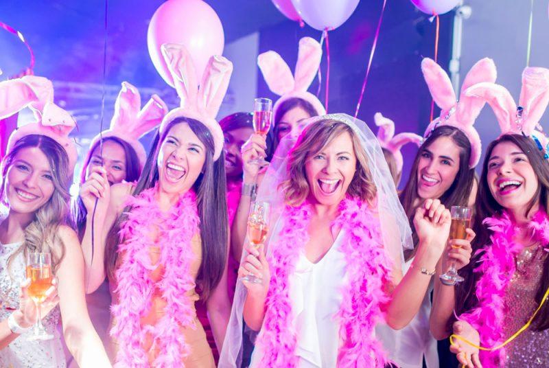 fun bachelorette party night out